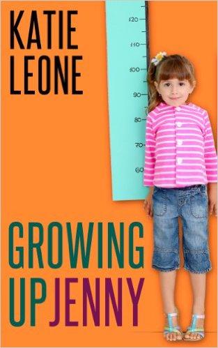 Growing Up Jenny (God Bless the Child) (Volume 2)